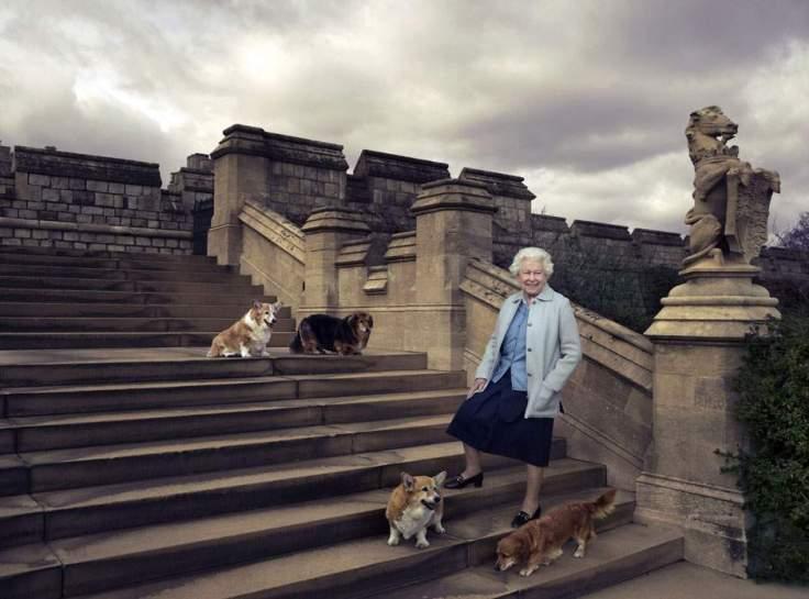 britain_queen_s_90th_birthday-1, Bukinghamin palatsi, Elisabeth
