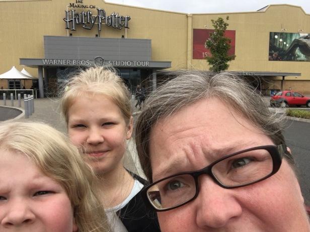Harry Potter, Lontoo, London, studiot, lasten kanssa