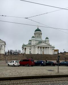 Senaatintori, Tuomiokirkko, Helsinki, kirkot, nähtävyydet
