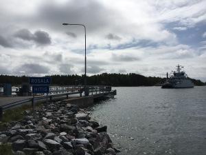 Rosala, Kemiö, Viikinkikeskus, Saaristo, Turku, lasten kanssa