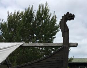 Viikingit, Rosala, pitkälaiva, keskiaika, Viikinkikeskus