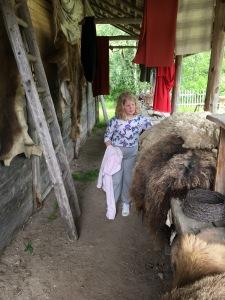 Viikingit, Rosala, keskiaika