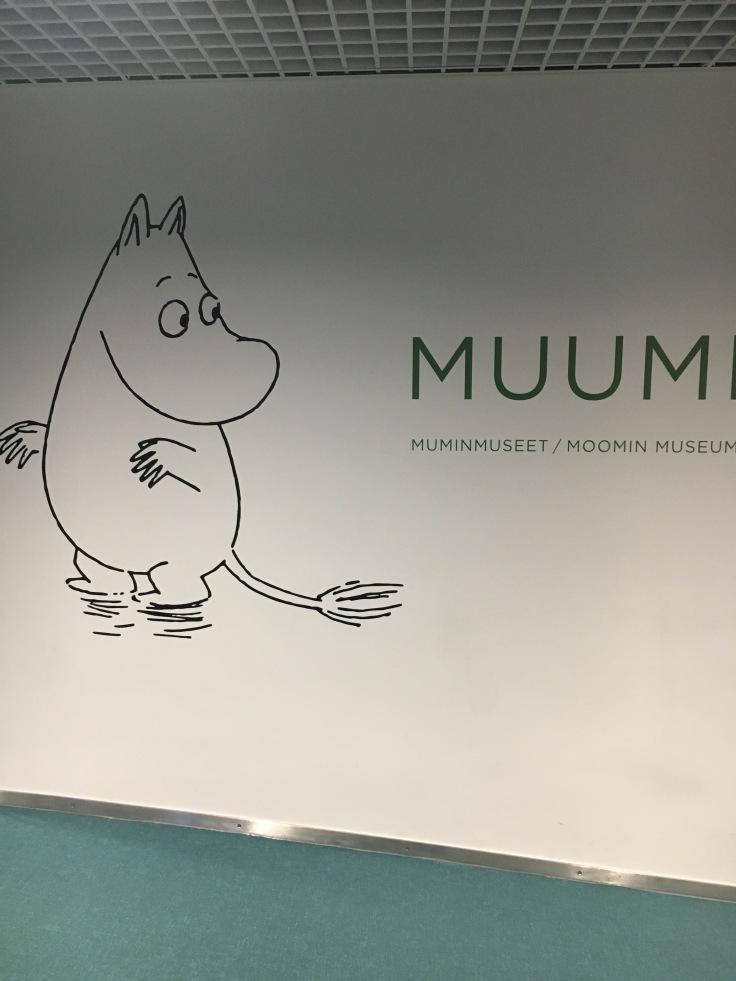 Muumit, Tampere, kotimaanmatkailu, lasten kanssa, museot