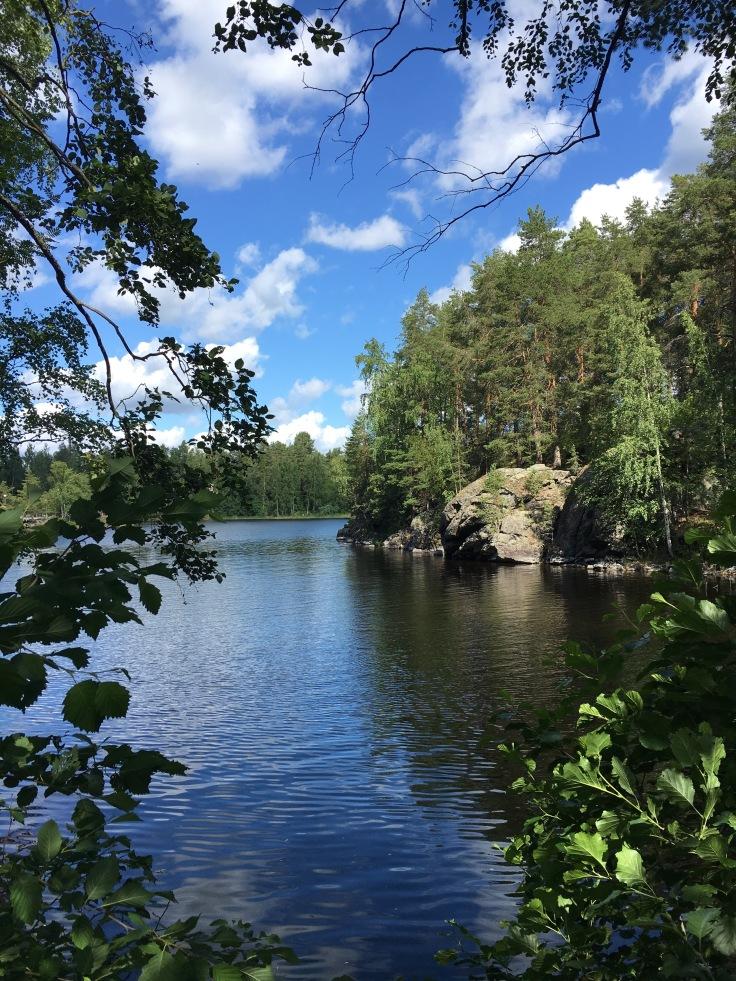 IMG_5907, Saimaa, Savonlinna, kesä, Casinon saaret, kylpylä, Lettukahvila