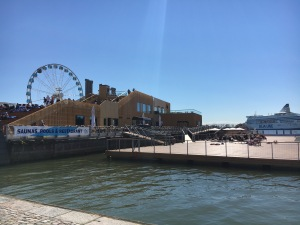 Allas Sea Pool, Helsinki, meriuimala, uima-allas, sauna