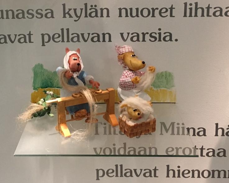 Koiramäki, Mauri Kunnas, Oulu