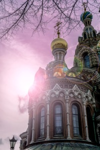 Venäjä, Pietari