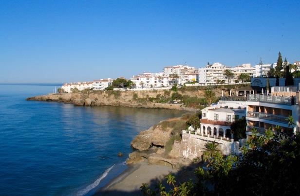 IMG_3600, Nerja, rantaloma, aurinkorannikko, Espanja, Costa Del Sol