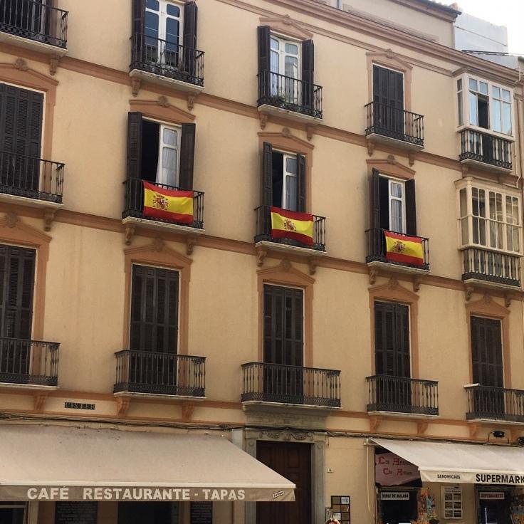 Espanja, Andalucía, Nerja, rantaloma, Granada, Málaga