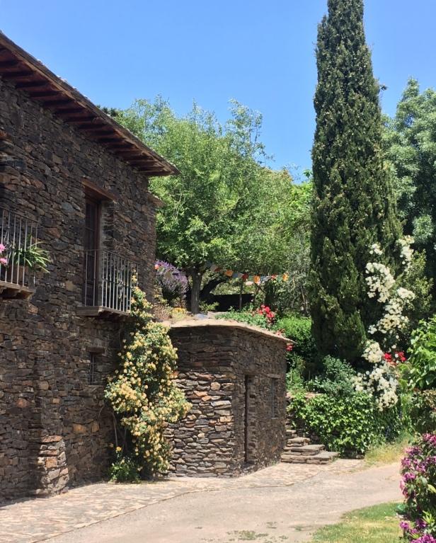 Espanja, Sierra Nevada, Cortijo Prado Toro