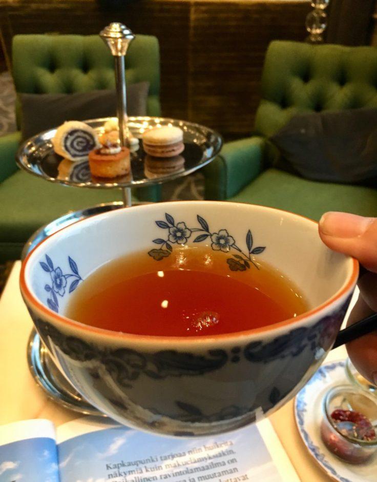 Salutorget, iltapäivätee, Afternoon Tea, arjen luksus, Helsinki