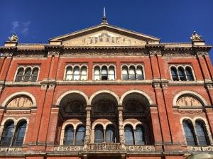 Victoria and Albert museum, Lontoo, London, Museot